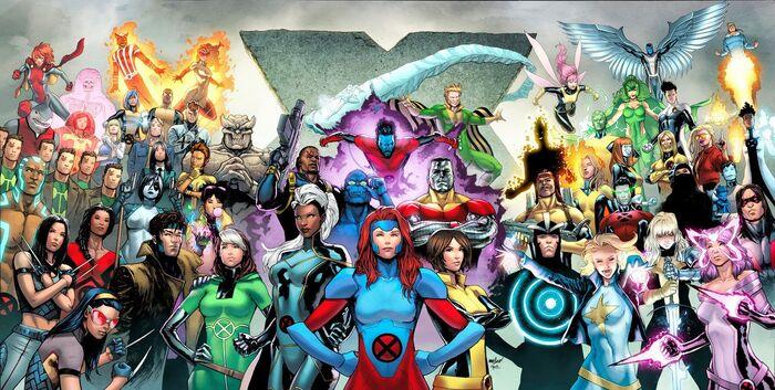 Uncanny X-Men Disassembled