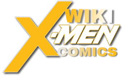 Wiki X-Men Comics Logo