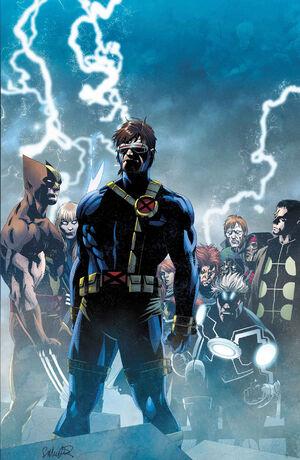 Uncanny X-Men Vol 5 14 Textless