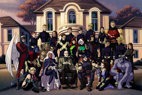 X-Men Evolution Wiki
