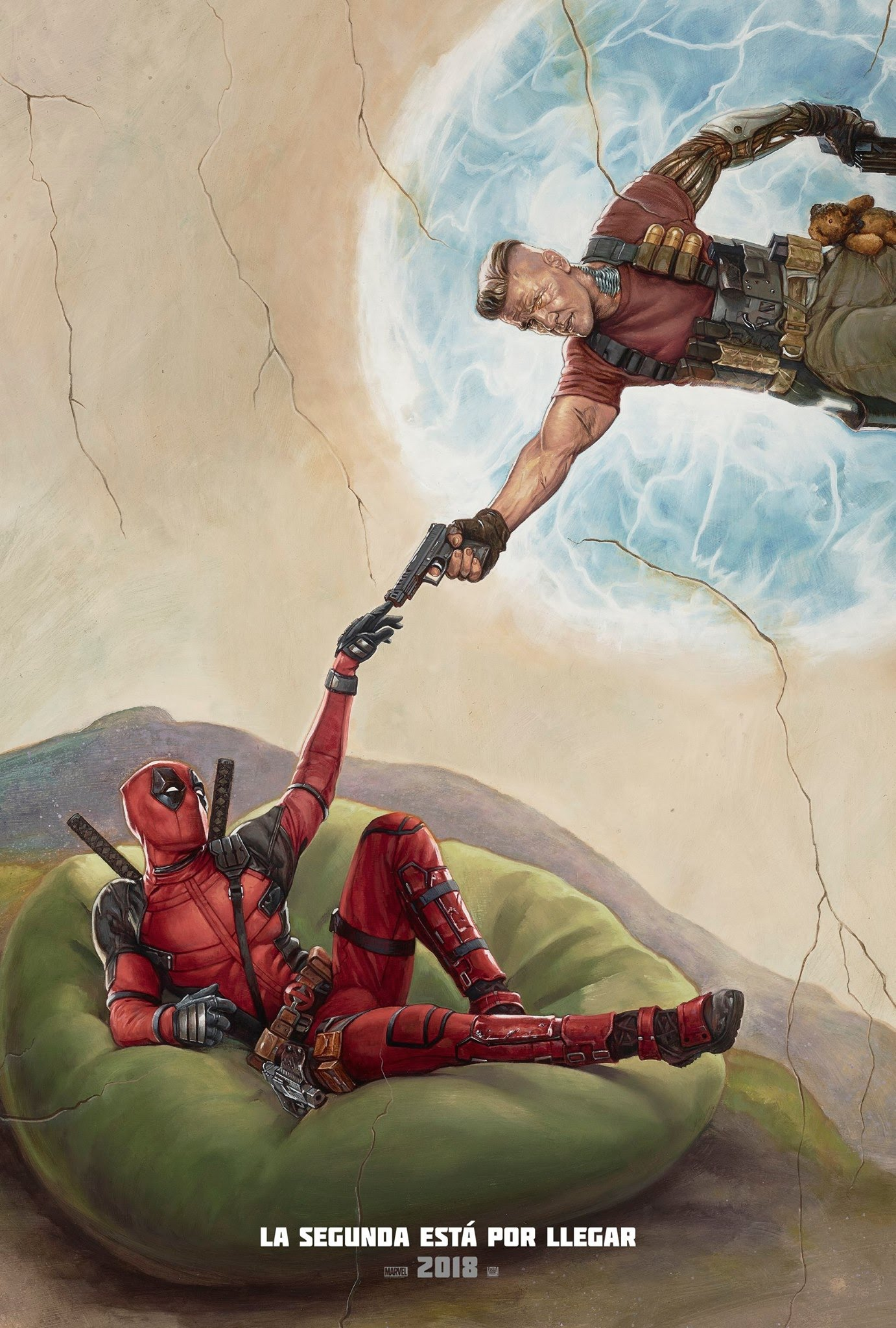 Deadpool 2 Erscheinungsdatum