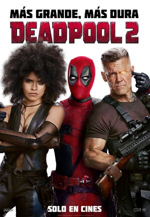 Deadpool 2 cartel final