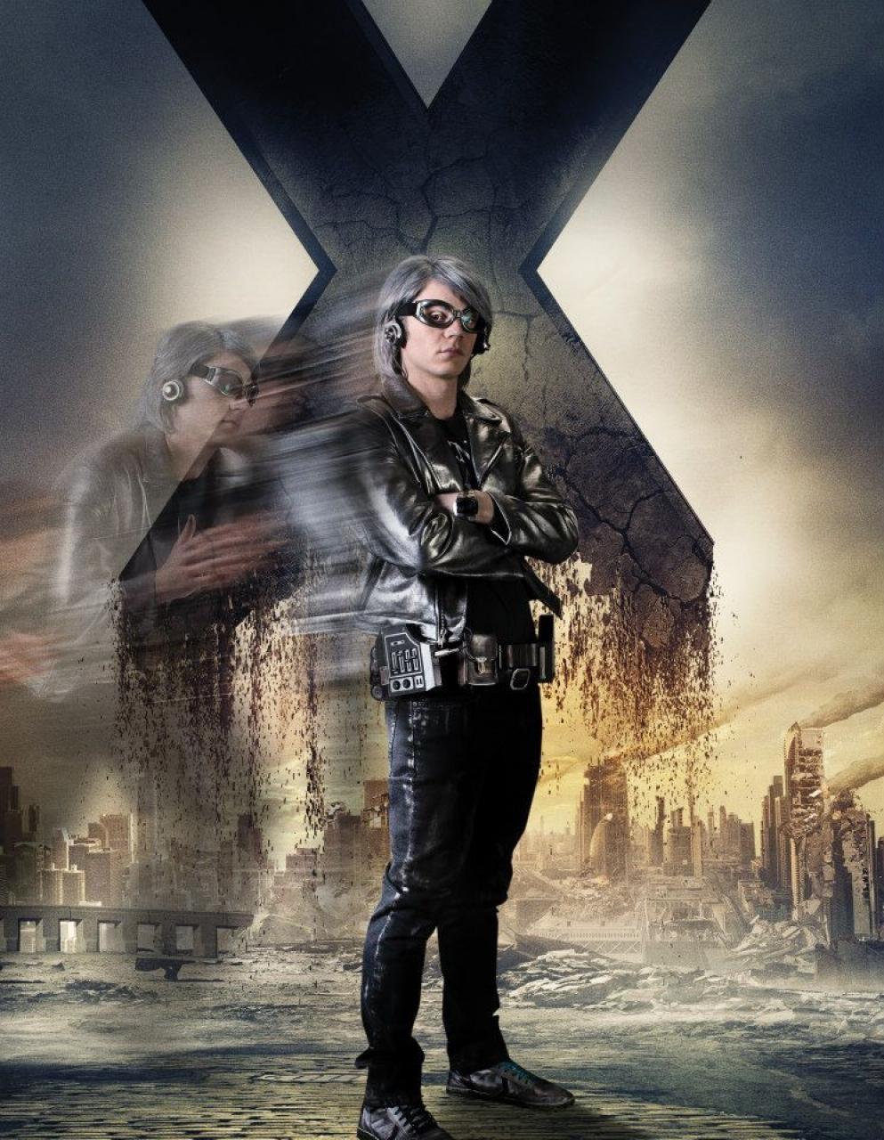X Men Quicksilver