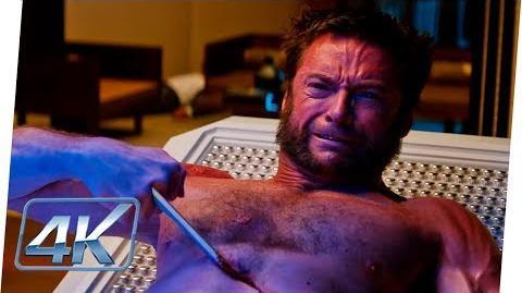 Wolverine Se Quita El Parásito (V.Extendida) Español Latino - Wolverine Inmortal