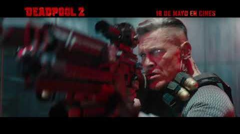 DEADPOOL 2 18 de mayo en cines
