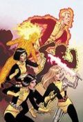 The New Mutants Portada Comics