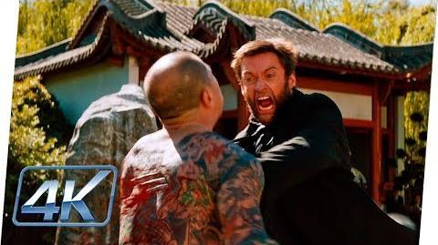 Wolverine Inmortal - Pelea En El Funeral (Parte-1) Español Latino (Extended)