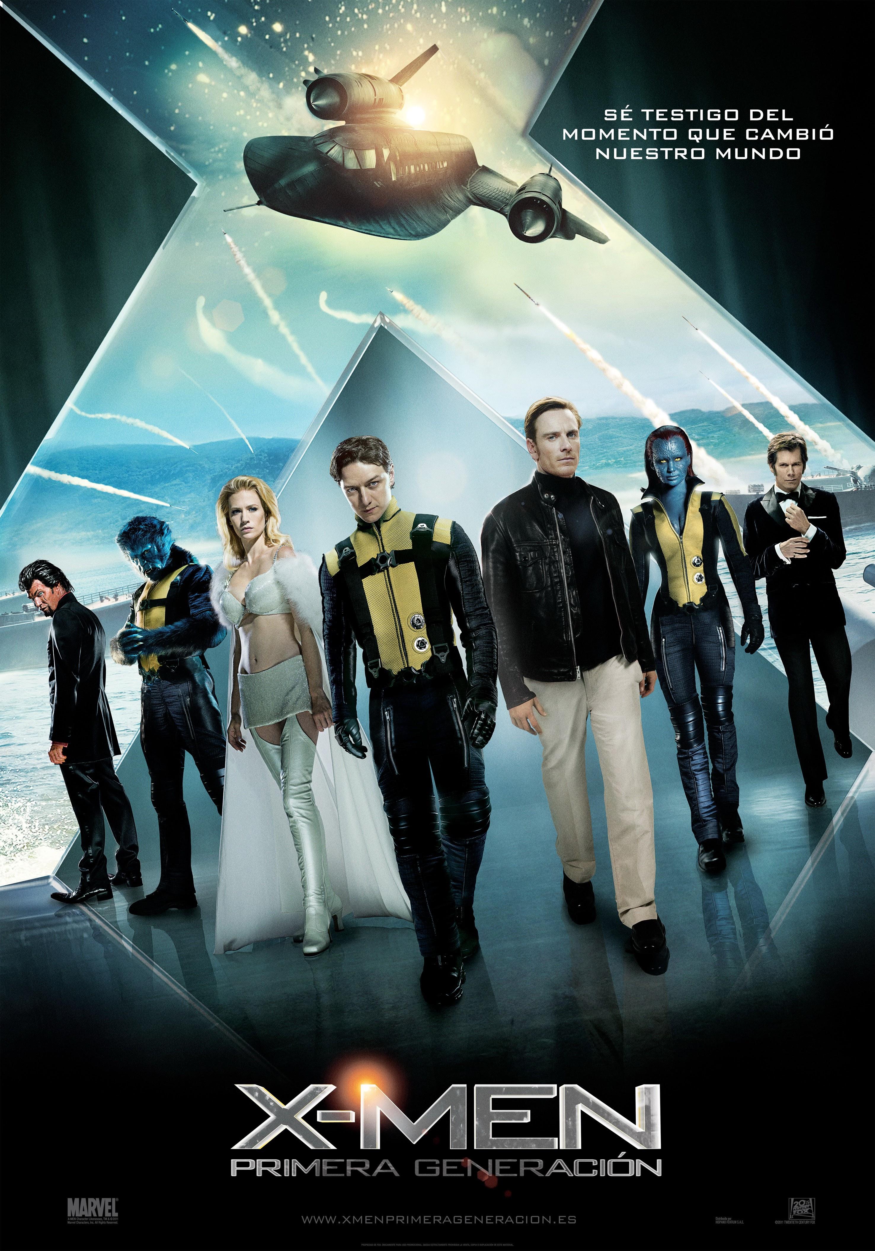 X-Men: Primera generación   Wiki X-Men   Fandom