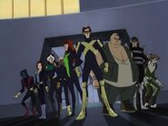 Survival of the Fittest- X-Men n Brotherhood shot