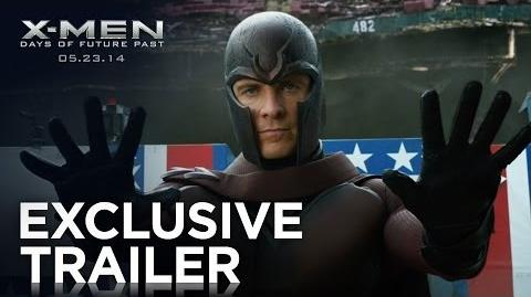 X-Men Days of Future Past Official Trailer 2 HD 20th Century FOX