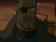 Wolv and X-Men- Nick Fury