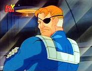 X-Men- Nick Fury