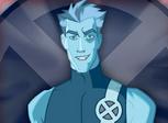 W & X-men - Iceman