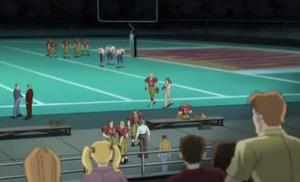 School- football feild