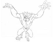 DrawBeast- Jump
