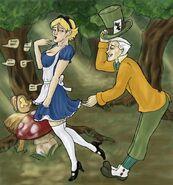 Wonderland by miraxterrik