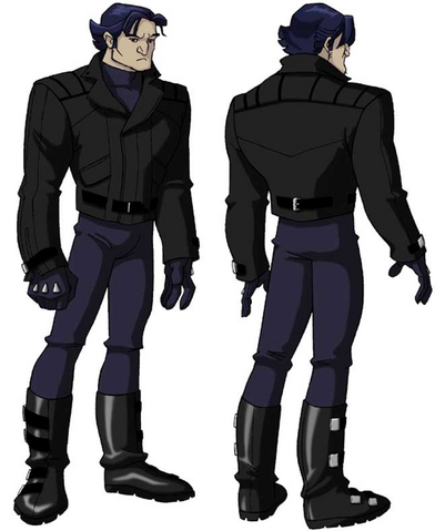 X Men Evolution Characters Profiles Image - Profile- logan...