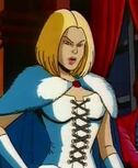 X-Men animated serie .Emma Frost