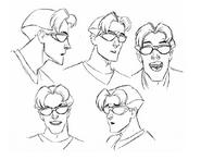 DrawScott- Face IV