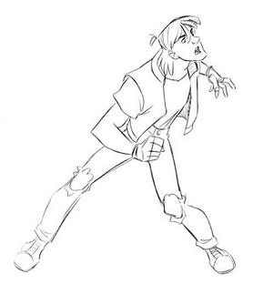 DrawLance- Profile III