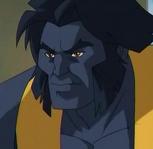 W & X-men - Beast