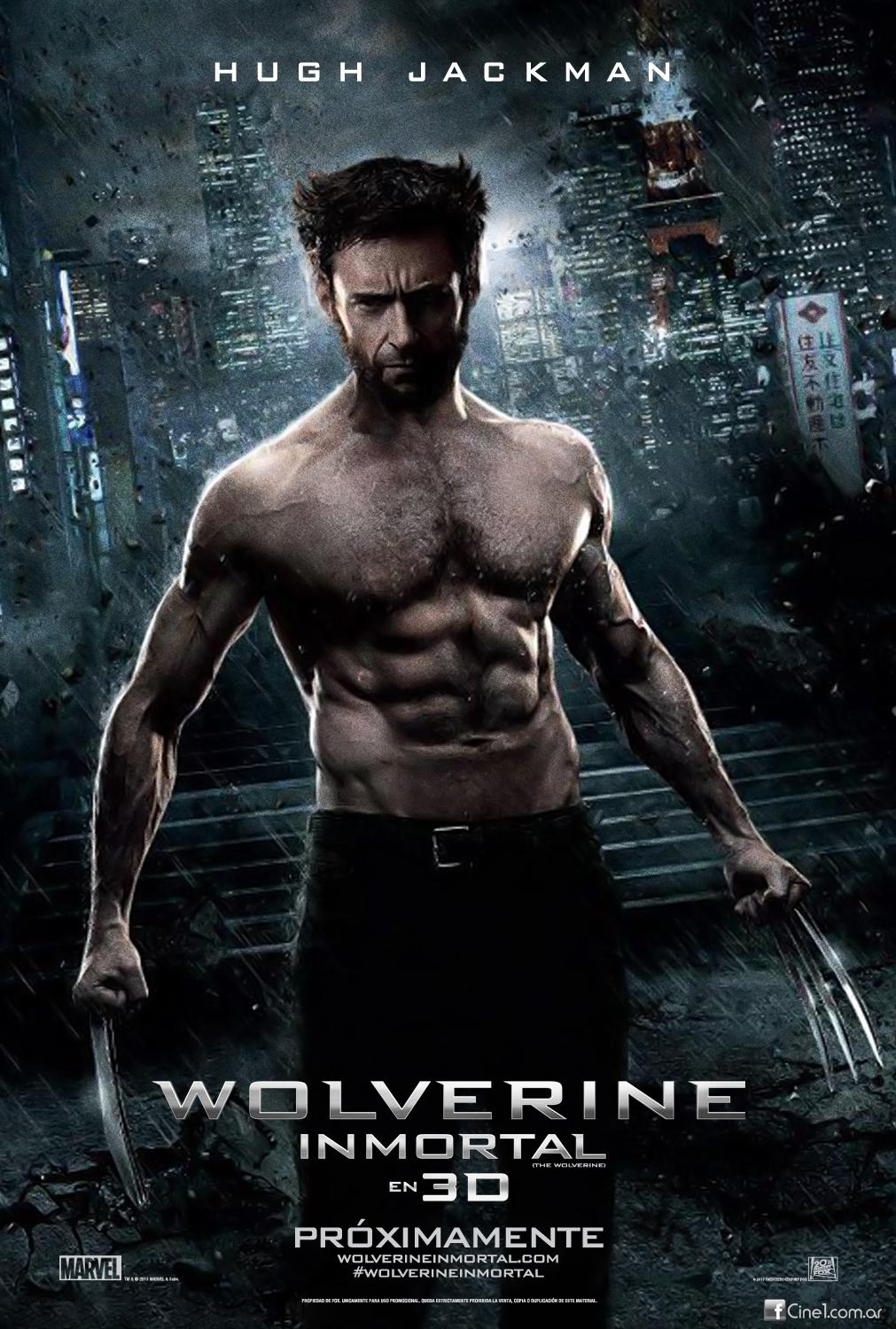 marvel film wolverine