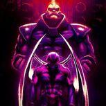 X-Men Arcangel .Fan art