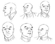 DrawXav- Faces I