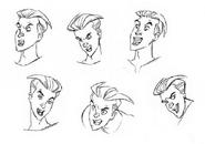 DrawPietro- Faces I