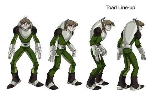 Toads Outfits X Men Evolution Wiki Fandom
