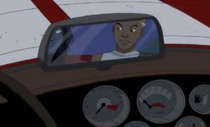 Car- Inside Scotts