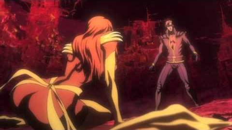 X-Men Anime DVD Clip