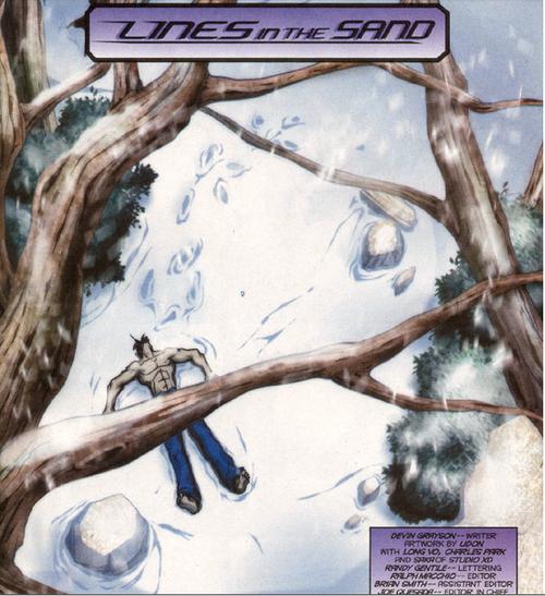 Comic 1 - Page 1