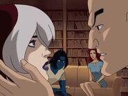 Shadowed Past- Rogue, Xavier, Kurt n Jean