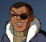 Super Squad- Nick Fury