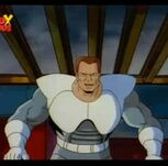 X-Men animated serie .Avalanche