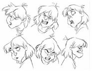 DrawTodd- Faces I
