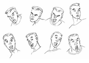 DrawEvan- Faces I