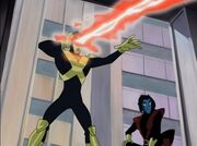 X Impulse- Cyclops n Nightcrawler