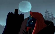 Shadowed Past - mystigue mad at magneto