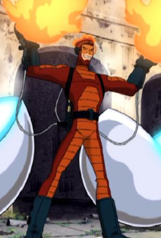 X Men Evolution Jubilee