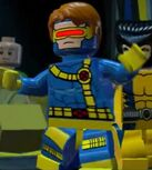 Lego Marvel Super Heroes Cyclops