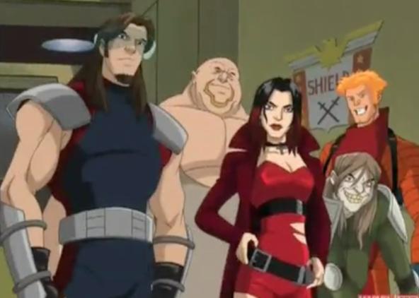 Image - Future-Brotherhood.png | X-Men Evolution Wiki ...