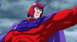 Marvel Disk Wars.Magneto