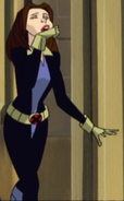 1485207089 tmp Kitty Pryde With Her Hair Down Yawning Evolution