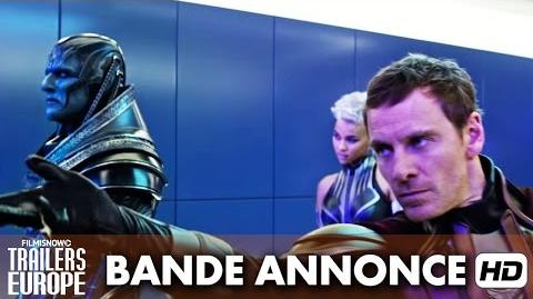 X-MEN APOCALYPSE - Bande annonce Officielle VF HD