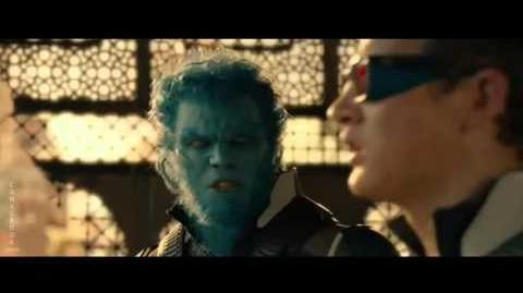 X Men Apocalypse TV Spot 10 'So I'm Expelled?' HD