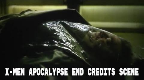 X-Men Apocalypse End Credits Scene Post Credits After Credits
