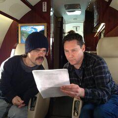 Peter Dinklage et Bryan Singer