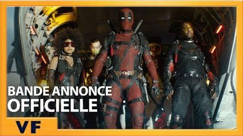 DEADPOOL 2 Bande Annonce Officielle VF HD Redband 2018